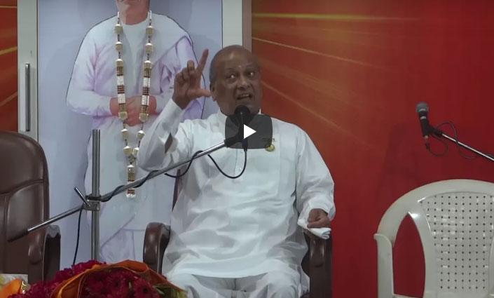 Rajyogi BK Ram Nath Bhai's Yoga Bhatti Class (20-04-2019)